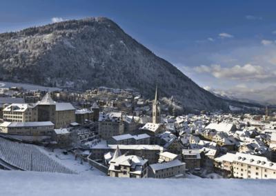 WLAN-Abdeckung für die GBC, Stadtschule und Verwaltung Chur