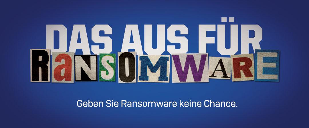 Bleiben Sie cool mit Sophos Anti-Ransomware