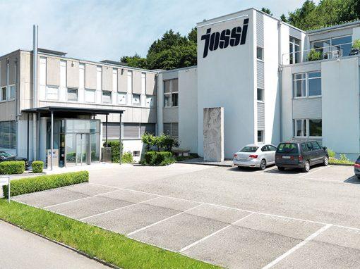 Jossi Management AG: Performant und einfach mit Huawei