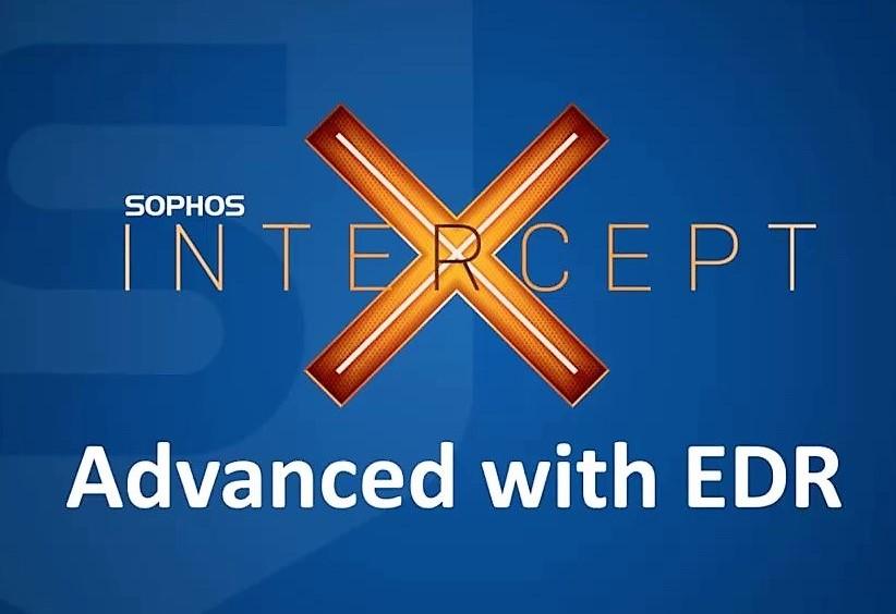 Sophos Intercept X mit EDR