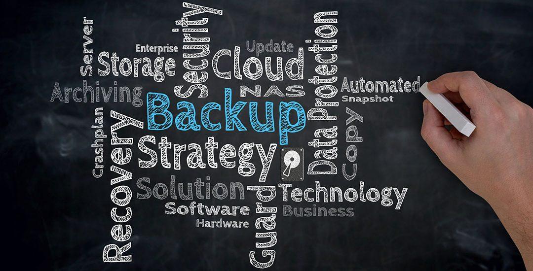 Managed Backup: Datensicherung leicht gemacht
