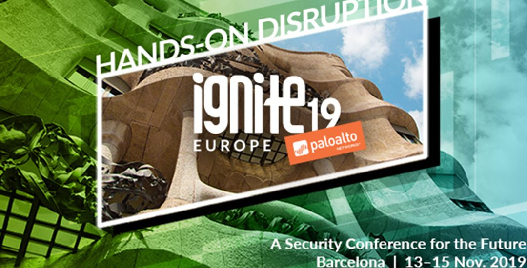Security-News von der Palo Alto Ignite