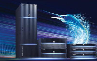 Webinar: Huawei All-Flash Storage – Fast & Solid