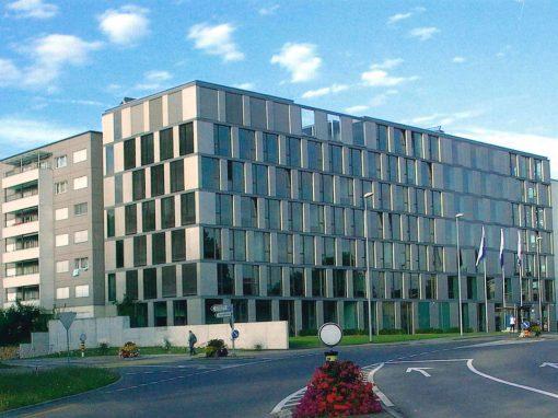 Redundanter Huawei-Storage für die Stadt Luzern