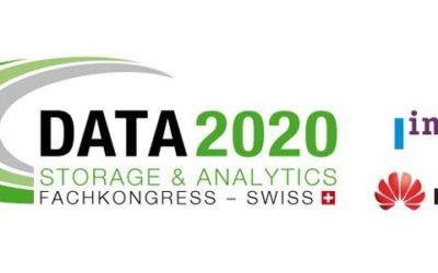 Huawei Datamanagement: Fachreferat an der CLOUD Infrastruktur & Security Conference 2020