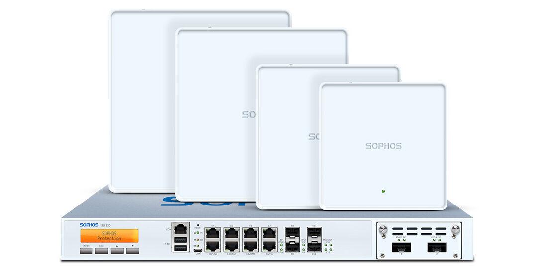 Die neue Wireless-Palette von Sophos: Leistungsstark und einfach zugleich