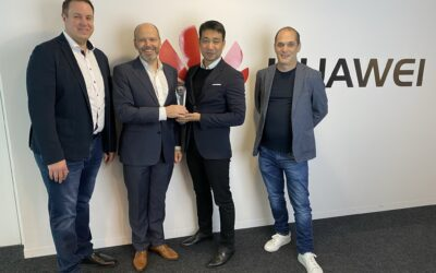 Huawei Solution Partner of the Year
