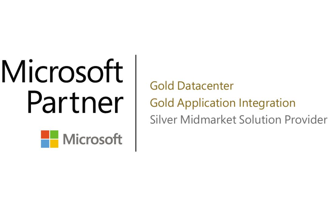 Infortix steigt zum Microsoft Gold Partner für Datacenter & Application Integration auf