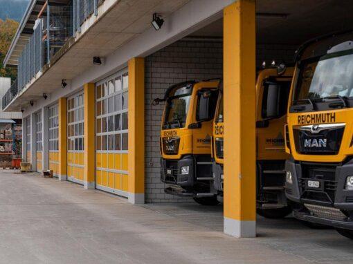 Reichmuth Bauunternehmung AG: State-of-the-Art IT-Landschaft für ein KMU